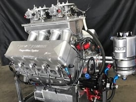 725 Ford VED Billet Head - Steve Schmidt Racing Engines
