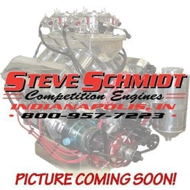 Ford 434 c.i. Pro Street (Boosted) Engine - Steve Schmidt Racing Engines