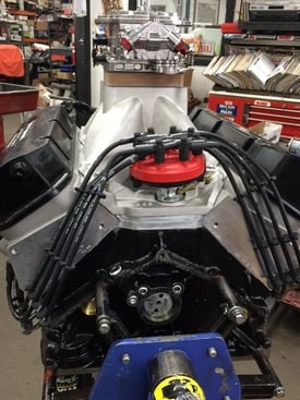 618 Trade In Dart 20*  Cyl Head 1145 HP @ 7600  940 TRQ @ 6000 - Steve Schmidt Racing Engines