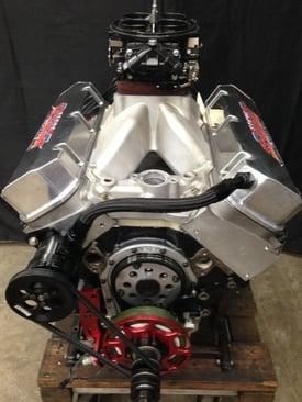 584 Trade In 20 Degree Cylinder Head 1150 HP @ 7600  876 TRQ @ 6500 - Steve Schmidt Racing Engines