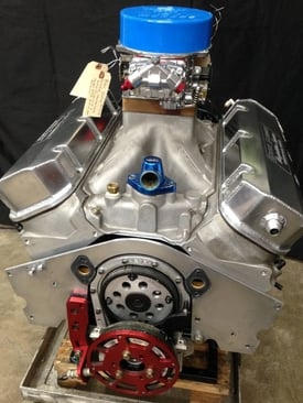 584 Trade In 1100 HP @ 7600  870 TRQ @ 6000 - Steve Schmidt Racing Engines
