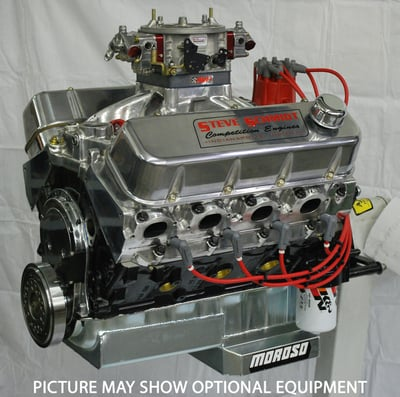 Drag Racing Engines by Engine Builder Steve Schmidt