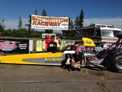 Truck Pulling Engines - Steve Schmidt Racing