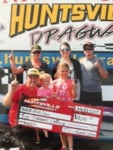 Ron Lane - $10,000.00 Winner at Huntsville. Congratulations!!