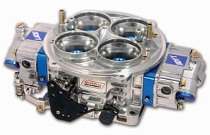 Quick Fuel 1050 CFM Dominator Carburetor - Alcohol
