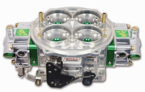 Quick Fuel 1050 CFM Dominator Carburetor - E85
