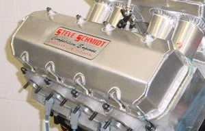 BBC & SBC SHEET METAL VALVE COVERS
